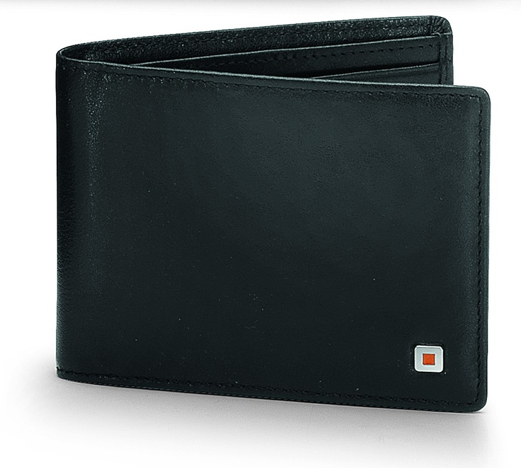 Black Wallet -Mini