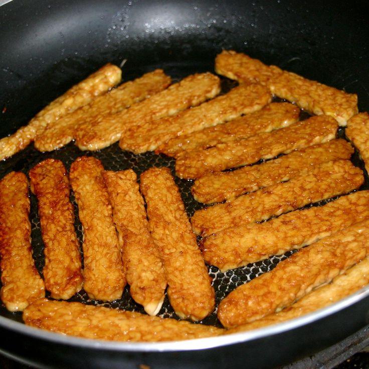 FryingFries Tempeh, Soyfriend Tempeh, Soy Food, Eating Healthier, Soy Friends Tempeh, Healthy Eating, Tempeh Tempeh, Vegan Food, Eating Site