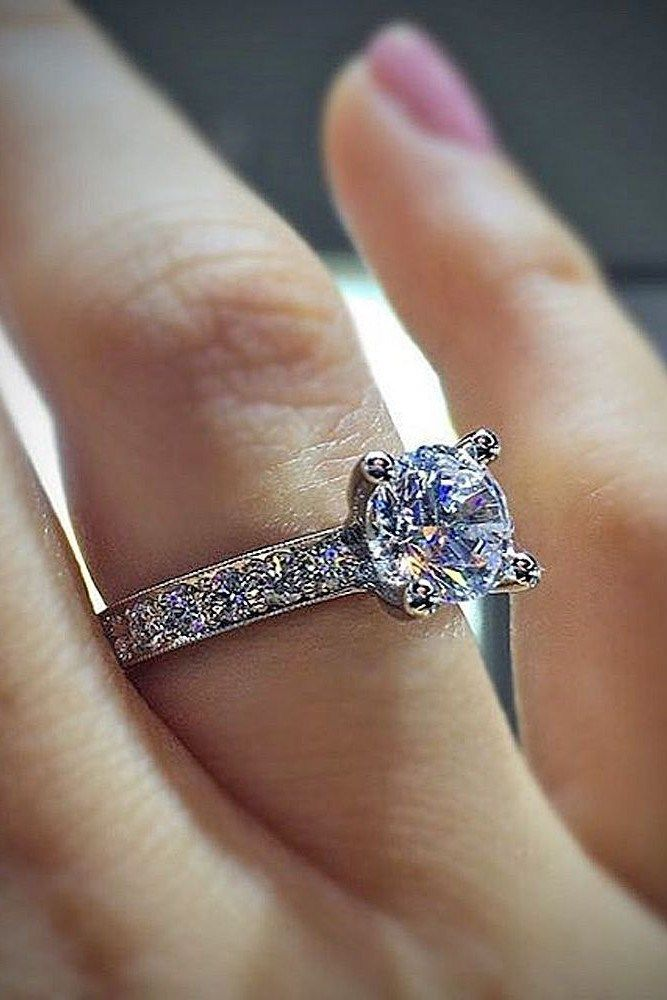 Womens Engagement And Wedding Rings 172 There Are Different