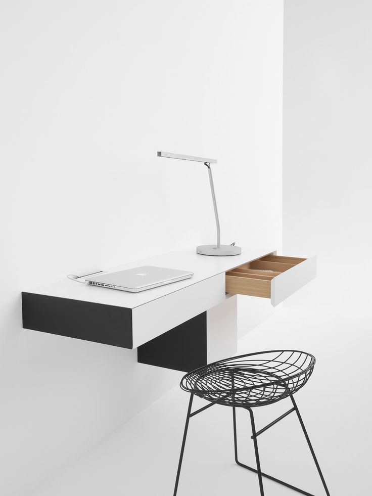 Vision Elements and Wire Stool KM05 I Pastoe