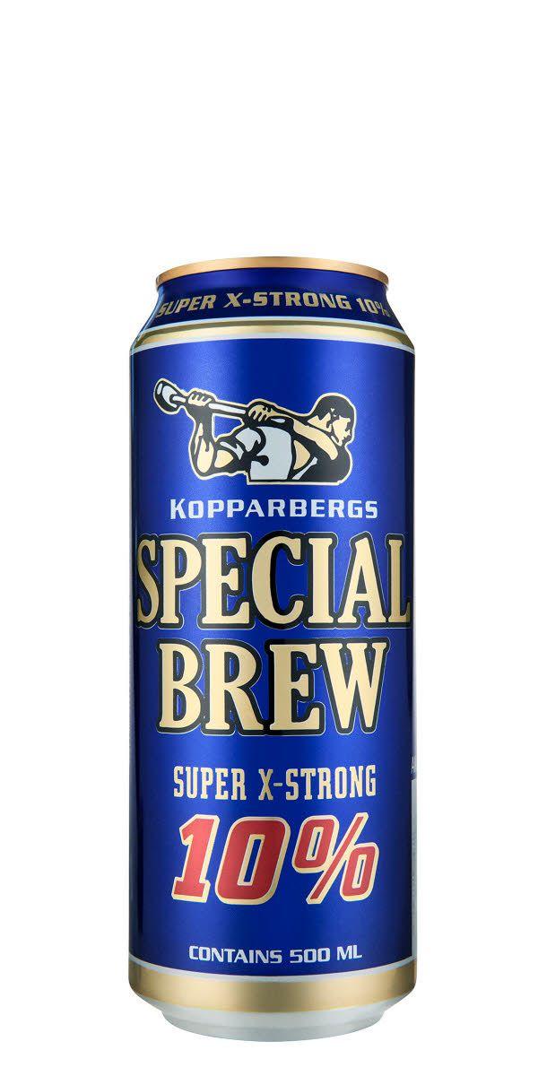 Ljust lageröl som tilldelats guld i World Beer Cup. APK 2,65