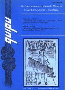 Volumen 3, núm. 3, septiembre-diciembre 1986
