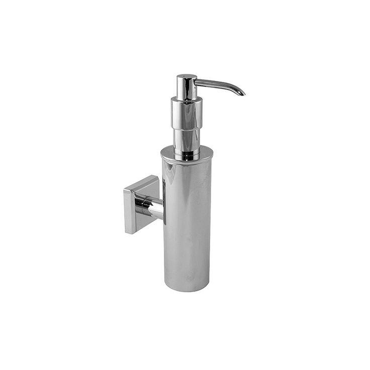 NSC Bathroom Liquid Soap Dispenser - Aether - Brass #soap_Dispenser