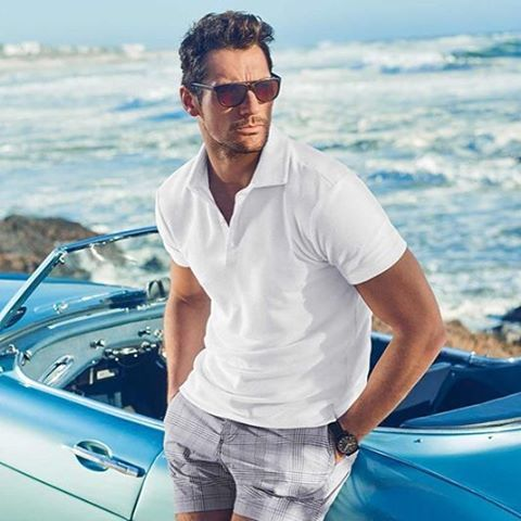 David Gandy For Autograph - M&S Swimwear Collection (Summer 2016)