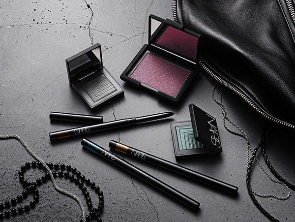 NARS Fall 2017 Color Collection «Steel the Show», PR Image
