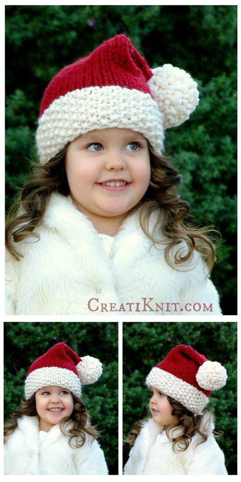 Crochet Christmas Hats Pattern The Best Collection   The WHOot