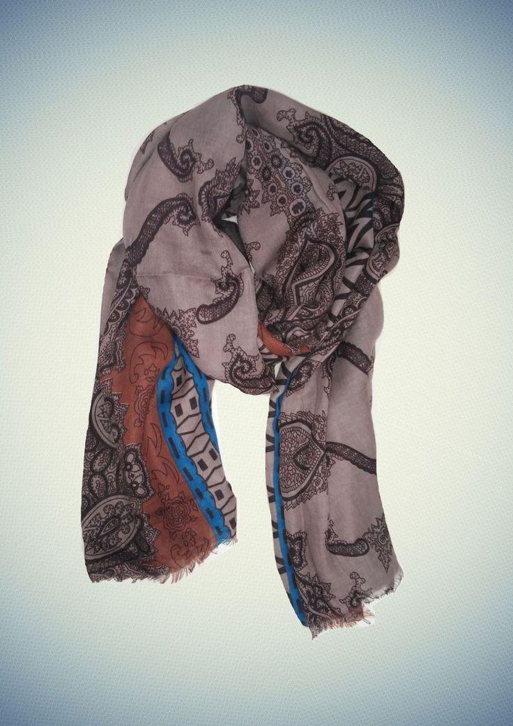 #Φουλάρι #scarf #snoods #ANEL #fashion #FW14