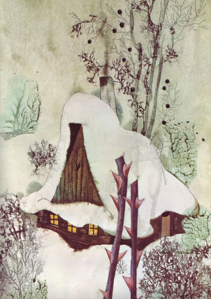 A Polar Bear's Tale: Two times Jiří Trnka