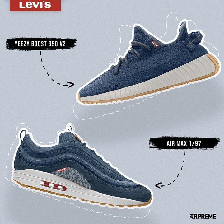 522c21f0f Levi's 350 or Air Max 97/1? CREDIT IG @srpreme   Exclusive New ...