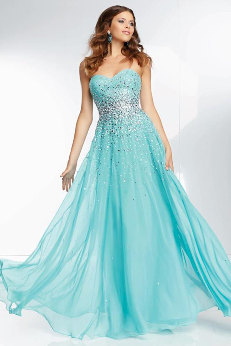 93 best Prom images on Pinterest | Ballroom dress, Party fashion and ...