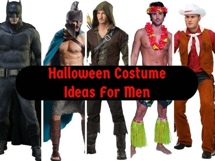 halloween costume ideas for men for 2017 - 2017 Men Halloween Costume Ideas