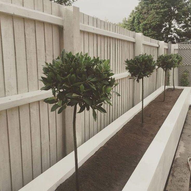 Ideas Of Modern Garden Fence Designs For Summer Ideas
