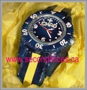 Custom Birthday Cake Watch