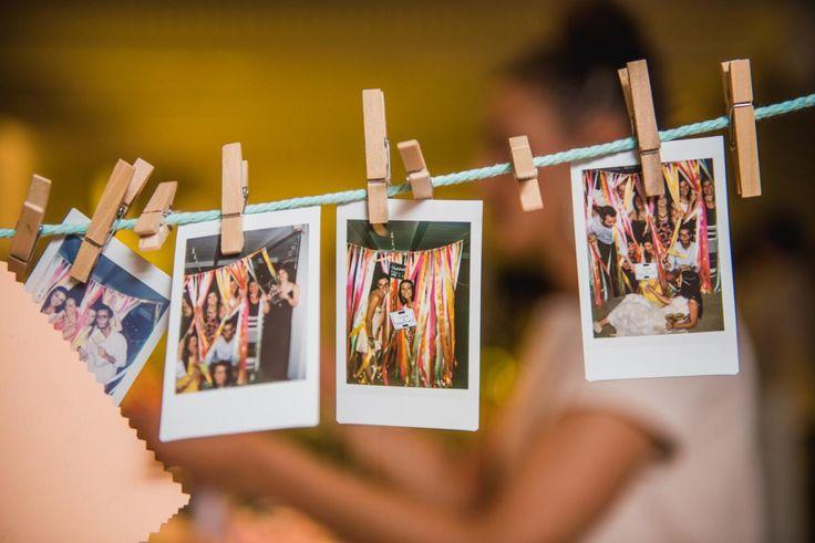 'WE DO' polaroids photobooth memories| lafete