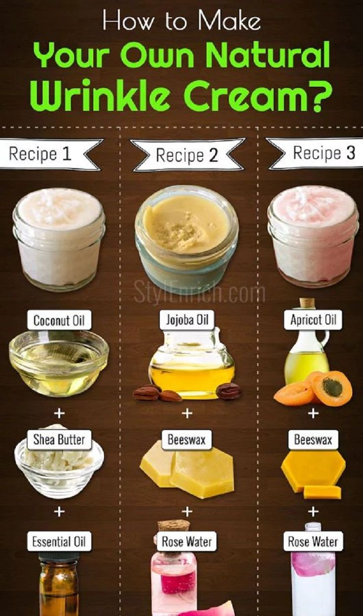 Natural Diy Wrinkle Cream Summer Skin Care Routine 11 Best Diy Home Remedies Tips And Tri Diy Wrinkle Cream Recipes Wrinkle Cream Recipe Diy Wrinkle Cream