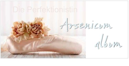 Arsenicum Album - Globuli, Homöopathie, Bauchschmerzen, Durchfall, Angst, Perfektion, Kontrollzwang, Globulix