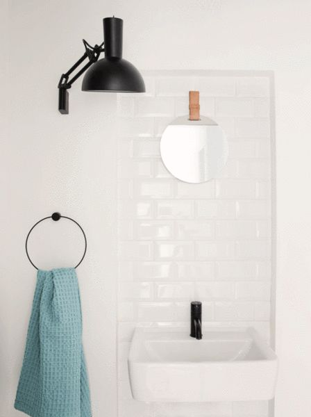 Toilet roll holder also available. Ferm Living