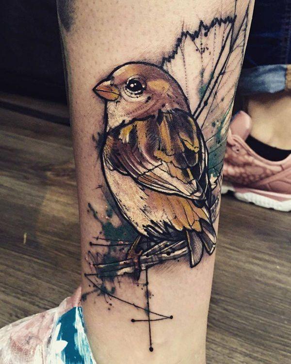 13 best bird tattoos images on bird tattoos