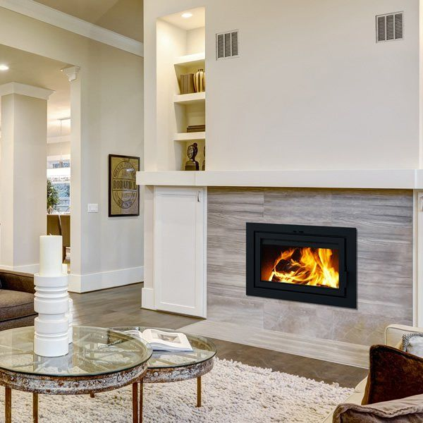 Supreme Astra 24 Zero Clearance Wood Fireplace In 2021 Zero Clearance Fireplace Wood Burning Fireplace Wood Fireplace
