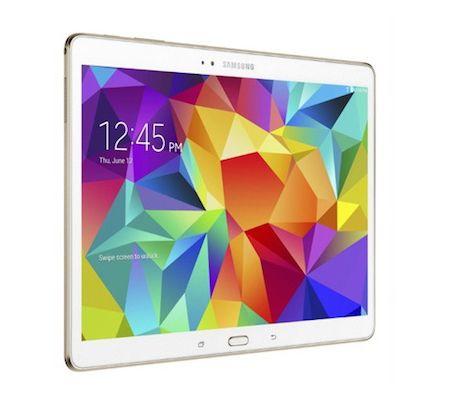 Samsung Galaxy Tab S 10.5 : Test complet