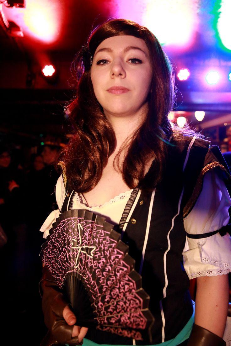 Fabiola Cavazza aus Assassin's Creed Brotherhood oder doch eher CupCat Cosplay? Wir konnten zumindest keinen Fehler im Animus finden.