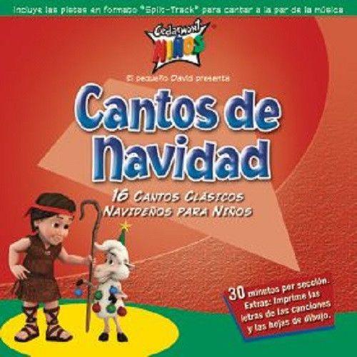 Cantos De Navidad by Cedarmont Kids CD