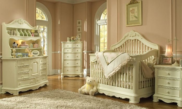 How To Make Your Childs Nursery Look Like An Antique Room Baby Antique Furniture