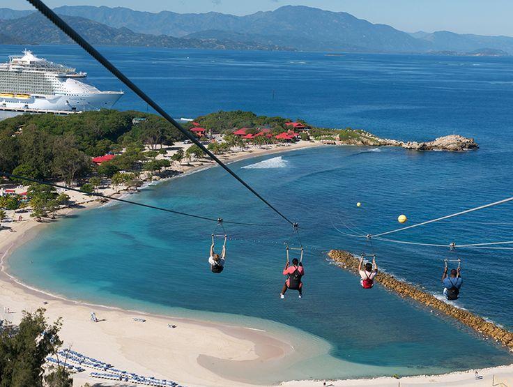 San Juan Island Zip Line Tours