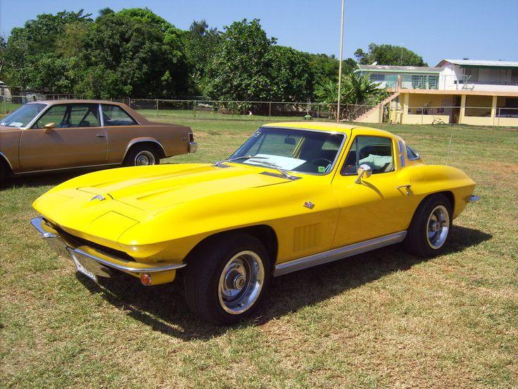 1967 Corvette Coupe Corvette Chevy Corvette Coupe