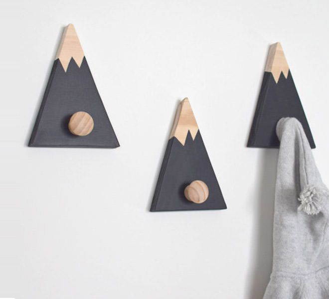 20 cool wall hooks too cute to cover up | Mum's Grapevine