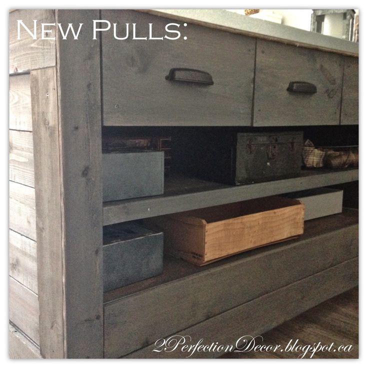 ikea varde cabinet transformed into rustic wood bar d co id es pinterest bois rustique. Black Bedroom Furniture Sets. Home Design Ideas