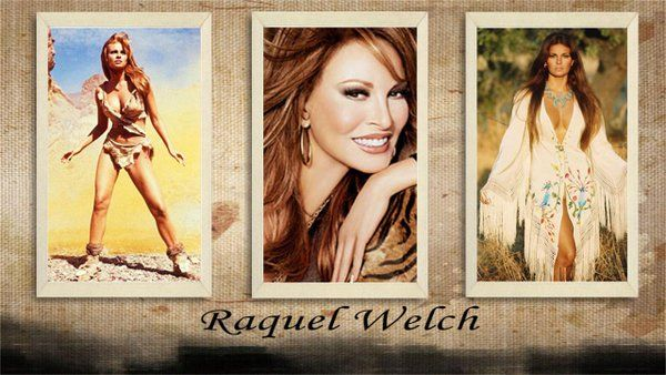 Raquel Welch Filme