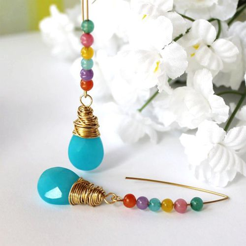 Funky Jewelry Inspirations Spring Summer 2013