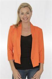 3/4 Slv Tango Jacket-jackets-Malletts Fashion