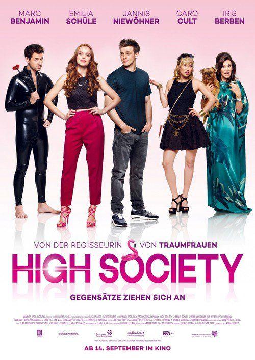 Watch High Society 2017 Full Movie Online Free