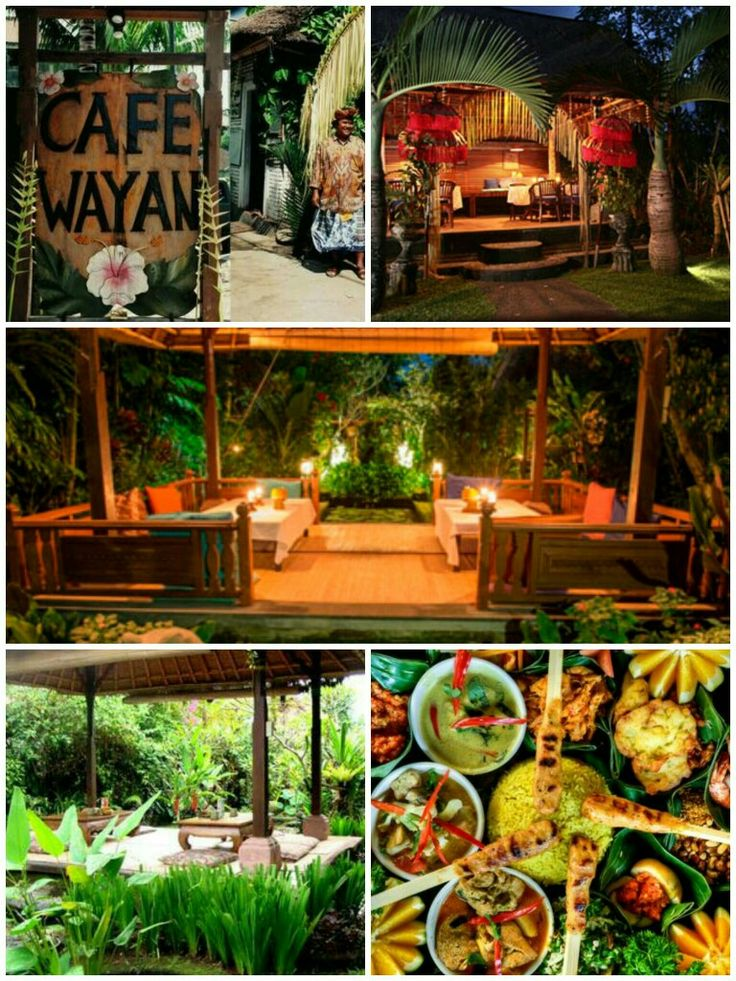 CAFE WAYAN  Monkey Forest Road , Ubud