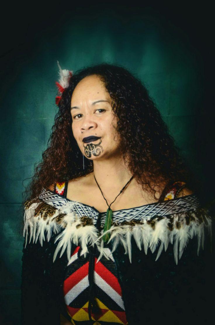 I am proud of my culture, I am Maori Wahine Toa.  Ko Jacqueline Hopeana taku ingoa.