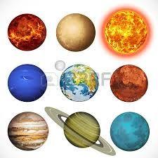 планеты солнечной системы рисунок - Поиск в Google