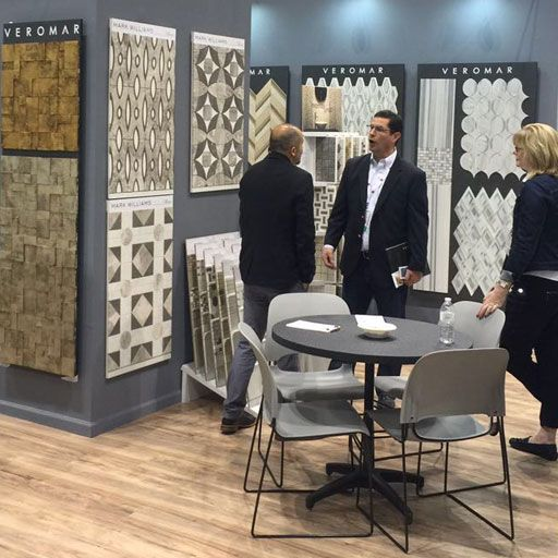 """VEROMAR at """"Coverings"""" Tradeshow 18-21 April 2016 