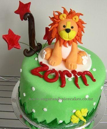 139 best animal lion tiger images on Pinterest Lion cakes