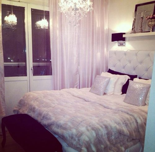 Best 25+ Bling Bedroom Ideas On Pinterest