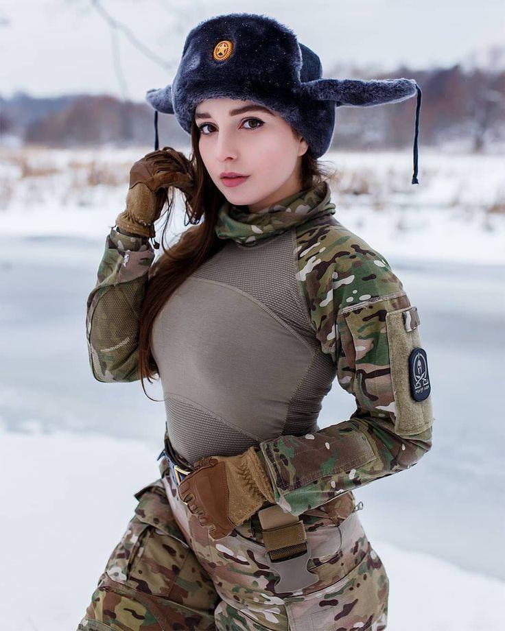 Девушка военного картинки
