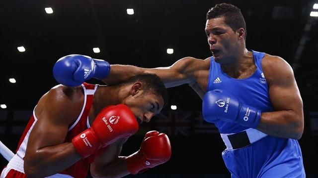 Joe Joyce completes British medal haul with silver after narrow defeat - Rio 2016 - Boxing - Eurosport