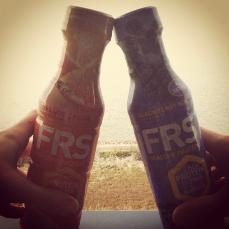 #FRS Healthy #Protein was named the Best Protein Drink by the 2012 Beverage Innovation Functional Drinks Awards! FRS Healthy #Energy was also a finalist in the Best Natural Functional Drink category.  Cheers!