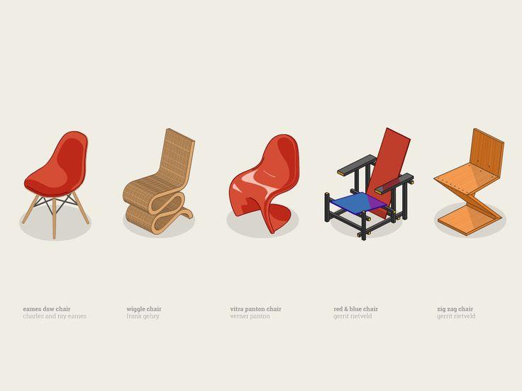 iconic chairs | anil yanik