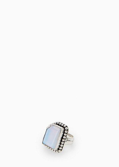 Mango Outlet has made the best Crystal Stone Ring. Perfect for festival season coming up!