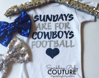 Dallas Cowboys Shirt My Heart Belongs To The by SouthernSleek