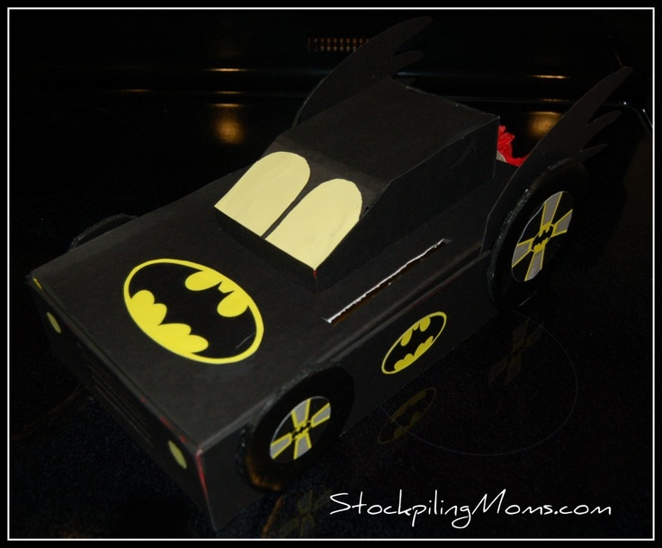 Batman Valentine Exchange Box: Exchange Boxes, Valentines Boxes, Crafts Ideas, Batman Valentines, Boxes Ideas, Valentines Day, Valentines Mailbox, Holidays Craftsidea, Valentines Exchange