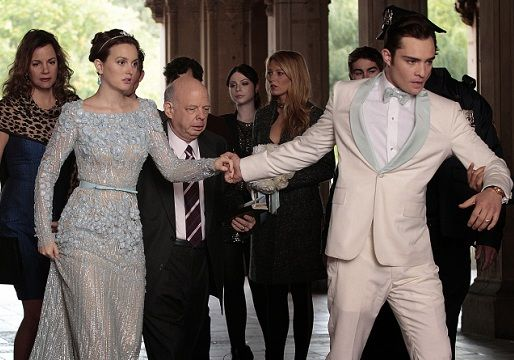 Blair and Chuck get married (and arrested) in the series finale of Gossip Girl titled New York, I Love You XOXO