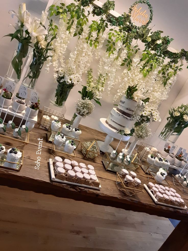 Engagement Party Decorations Table Bridal Shower Ideas In 2020 Engagement Party Table Decor Engagement Party Table Engagement Party Decorations